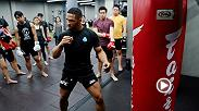 Join Kevin Lee as the UFC lightweight contender gives a training seminar in Singapore.