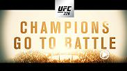 UFC 226 features a heavyweight title championship between Stipe Miocic and the light heavyweight champ, Daniel Cormier. In the co-main event, Max Holloway and Brian Ortega meet for the featherweight title.