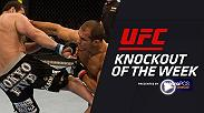 For this edition of Knockout of the Week, we travel back to the night Junior Dos Santos met Gabriel Gonzaga. Catch Dos Santos this Saturday as he headlines Fight Night Boise against Blagoy Ivanov, live and free on FS1.