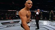 UFC president Dana White and color commentator Jimmy Smith preview the heavyweight main event between former champ and #8 ranked Junior Dos Santos and newcomer Blagoy Ivanov ahead of UFC Boise this Saturday, July 14 on FS1.