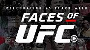 Eric, a UFC fan since 1997, submitted his Faces of UFC story at UFC25years.com. UFC decided to thank him with a special surprise. Share your fan story on UFC25years.com and you could be next!