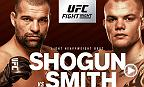 UFC Fight Night: Shogun Rua vs. Anthony Smith en VIVO el Domingo 22 de Julio en vivo desde Hamburgo, Alemania por FSN y FOX Sports pm MEX/3pm ARG.