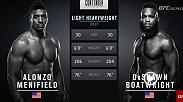 Alonzo Menifield needed only 8 seconds to knockout DaShawn Boatwright to earn a UFC Contract to kick off the second season of Dana White's Tuesday Night Contender Series.
