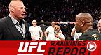 UFC Rankings Report: What's Next for Double Champ DC