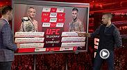 UFC commentators Dan Hardy and John Gooden take a look back at the first fight between bantamweight champion TJ Dillashaw and Cody Garbrandt and break down what to expect this time around at UFC 227.