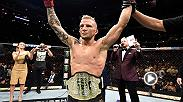 Hear from TJ Dillashaw after his victory over Cody Garbrandt to retain the UFC bantamweight championship.