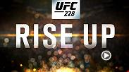 UFC 228 features two title fights on September 8 as welterweight champion Tyron Woodley faces undefeated contender Darren Till and flyweight champ Nicco Montaño meets Valentina Shevchenko in the co-main event.