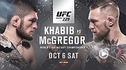 Preview a stacked lineup of fights on the horizon in the UFC including Tyron Woodley vs Darren Till at UFC 228, Khabib Nurmagomedov vs Conor McGregor at UFC 229, Dustin Poirier vs Nate Diaz at UFC 230 and many more!