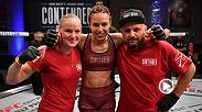 Cómo ver el episodio final de la segunda temporada de Dana White's Tuesday Night Contender Series, hasta la reacción de Valentina Shevchenko sobre el careo con Nicco Montaño, son tema.