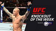 This KO of the Week is brought to you by Anthony 'Lionheart' Smith from his bout against Rashad Evans at UFC 225. Watch Smith go for another KO on October 27 when he takes on Volkan Oezdemir at Fight Night Moncton.