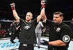 Fight Night Lincoln: Justin Gaethje Octagon Interview
