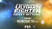 Season 28 of The Ultimate Fighter debuts on Wednesday, August 29 live on FS1. Heavyweights and women's featherweights take center stage this season with middleweight champion Robert Whittaker and Kelvin Gastelum as coaches.