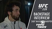 After his UFC 228 win, Zabit Magomedsharipov discusses his submission victory, fighting a different opponent last minute and talks about who he would like to fight next.
