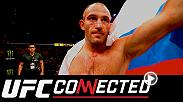 UFC Connected brings fans a unique look inside the UFC with exclusive access to fighters, teams and events.