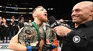 Take a look back at former lightweight and featherweight champion Conor McGregor's top five Octagon interviews from throughout the years. Don't miss UFC 229: Khabib vs McGregor on October 6 live on Pay-Per-View.