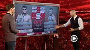 UFC commentators Dan Hardy and John Gooden preview the main event of the historic lightweight championship meeting between Khabib Nurmagomedov and Conor McGregor at UFC 229 October 6 in Las Vegas, NV.