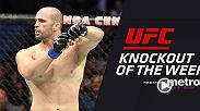 Volkan Oezdemir earned a title shot after his quick knockout victory of contender Jimi Manuwa back at UFC 217 last year. Oezdemir next faces rising contender Anthony Smith in the main event of Fight Night Moncton on October 27.