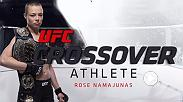 UFC women's strawweight champion Rose Namajunas talks about training in other disciplines, and how they help her when she climbs inside the Octagon.