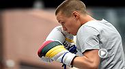 Follow UFC strawweight champion Rose Namajunas and her coaches through her daily training regimen.