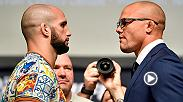 Daniel Cormier breaks down the main event of Saturday's Fight Night Moncton event, featuring the light heavyweight tilt between Volkan Oezdemir and Anthony Smith.