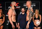 Fight Night Moncton: Weigh-in Face-Offs