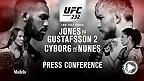 UFC 232: Jones vs Gustafsson 2 Press Conference