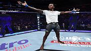 Hear from Israel Adesanya moments after he added another impressive win to his already impressive resume at UFC 230 against Derek Brunson.