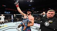 Watch Donald Cerrone in the Octagon after his victory at Fight Night Denver and becoming the UFC's all-time wins leader.