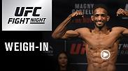 Watch the UFC Fight Night Argentina Ceremonial Weigh-in LIVE on Friday, November 16th at 5pm/2pm ETPT.