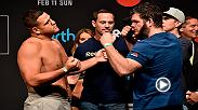 Tai Tuivasa faces former heavyweight champion Junior Dos Santos in the main event of Fight Night Adelaide on Saturday night.