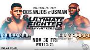 Justin Frazier faces Juan Espino in the Season 28 finale of The Ultimate Fighter on Friday night with the winner walking away with a UFC contract.