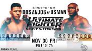 The Ultimate Fighter Finale goes down Friday night as Rafael Dos Anjos faces Kamaru Usman in the main event.
