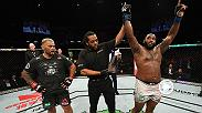 Justin Willis earned a decision win over Mark Hunt at UFC Adelaide, and The Super Samoan meets with Dan Hardy in the Octagon after the fight.