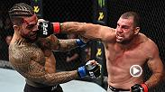 Shogun Rua wins by TKO in the UFC Adelaide co-main event and meets with Dan Hardy in the Octagon to discuss the win and his future.