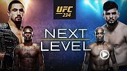 UFC 234 features a middleweight title fight between champion Robert Whittaker and Kelvin Gastelum. In the co-main event Israel Adesanya faces former middleweight champion Anderson Silva.