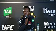 Check out the highlights from the UFC 234 Post-fight Press Conference.