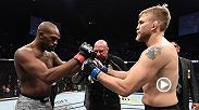 Ahead of Jon Jones' upcoming title fight against Anthony Smith at UFC 235, let's look back at Jones' victory over Alexander Gustafsson in their rematch.