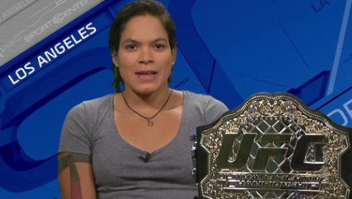 Amanda Nunes Discusses Motivation To  Finish  Shevchenko On ESPN s  SportsCenter  84bfe0a8404de