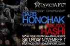 By The Numbers - Previewing Invicta FC 9