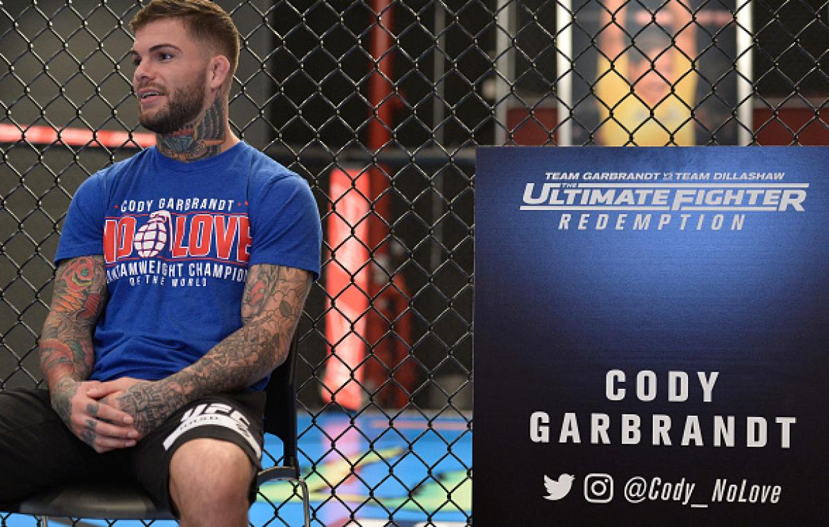 garbrandt brings unique approach to coaching on the ultimate
