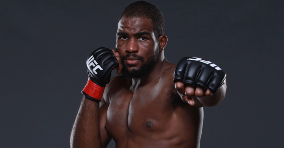 Corey Anderson has too much future to look back | UFC ® - News