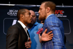 Dana White Calls Aldo-McGregor 'Perfect Fight At Perfect Time'