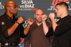 Dana White Talks Anderson Silva vs. Nick Diaz