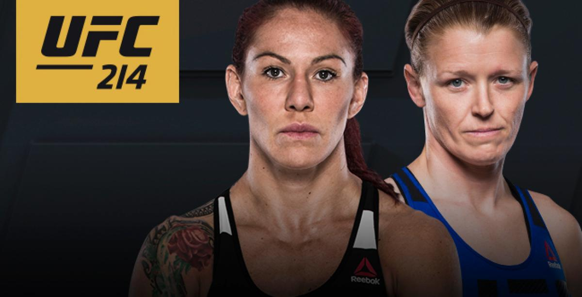 "Image result for ""Cyborg"" vs. Tonya Evinger"