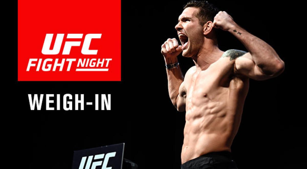 UFC Fight Night: De Randamie vs. Ladd | ESPN FightCenter