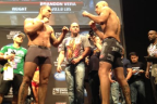 Official UFC on FOX 4 Weigh In Results