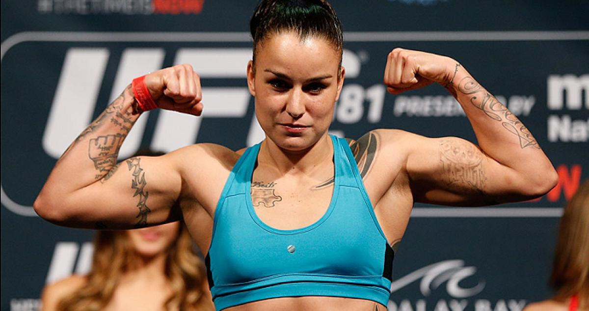Pennington not bothered by underdog label ufc news - Raquel chamorro ...