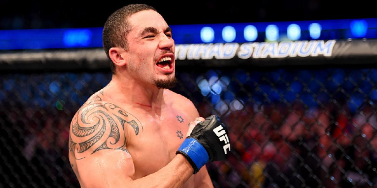 Robert Whittaker not letting high praise change him | UFC ...