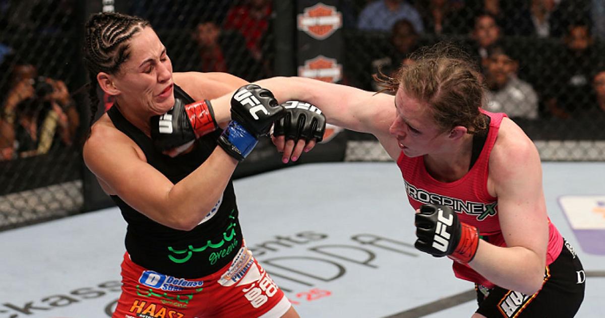 Sarah Kaufman: Achieving the Balance | UFC ® - News
