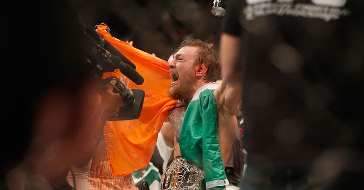The Road to Mayweather-McGregor: A Notorious Resume | UFC ® - News